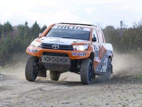 Ver foto 21 de Toyota Hilux Dakar Rally 2016
