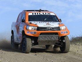 Ver foto 20 de Toyota Hilux Dakar Rally 2016