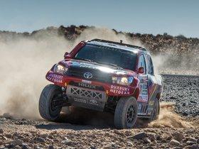 Ver foto 17 de Toyota Hilux Dakar Rally 2016
