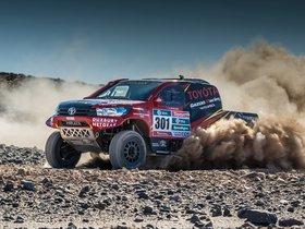 Ver foto 16 de Toyota Hilux Dakar Rally 2016
