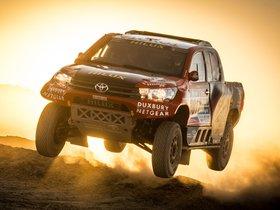 Ver foto 15 de Toyota Hilux Dakar Rally 2016