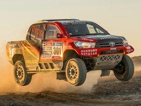 Ver foto 14 de Toyota Hilux Dakar Rally 2016
