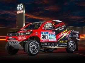 Ver foto 2 de Toyota Hilux Dakar Rally 2016