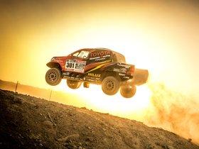 Ver foto 12 de Toyota Hilux Dakar Rally 2016
