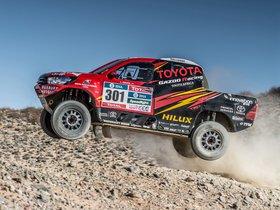 Ver foto 11 de Toyota Hilux Dakar Rally 2016