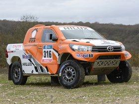 Ver foto 8 de Toyota Hilux Dakar Rally 2016