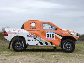 Ver foto 6 de Toyota Hilux Dakar Rally 2016