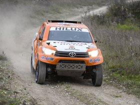 Ver foto 26 de Toyota Hilux Dakar Rally 2016
