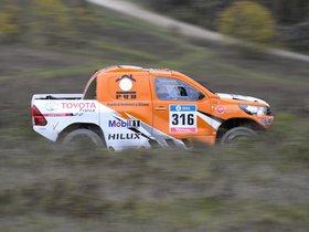 Ver foto 25 de Toyota Hilux Dakar Rally 2016