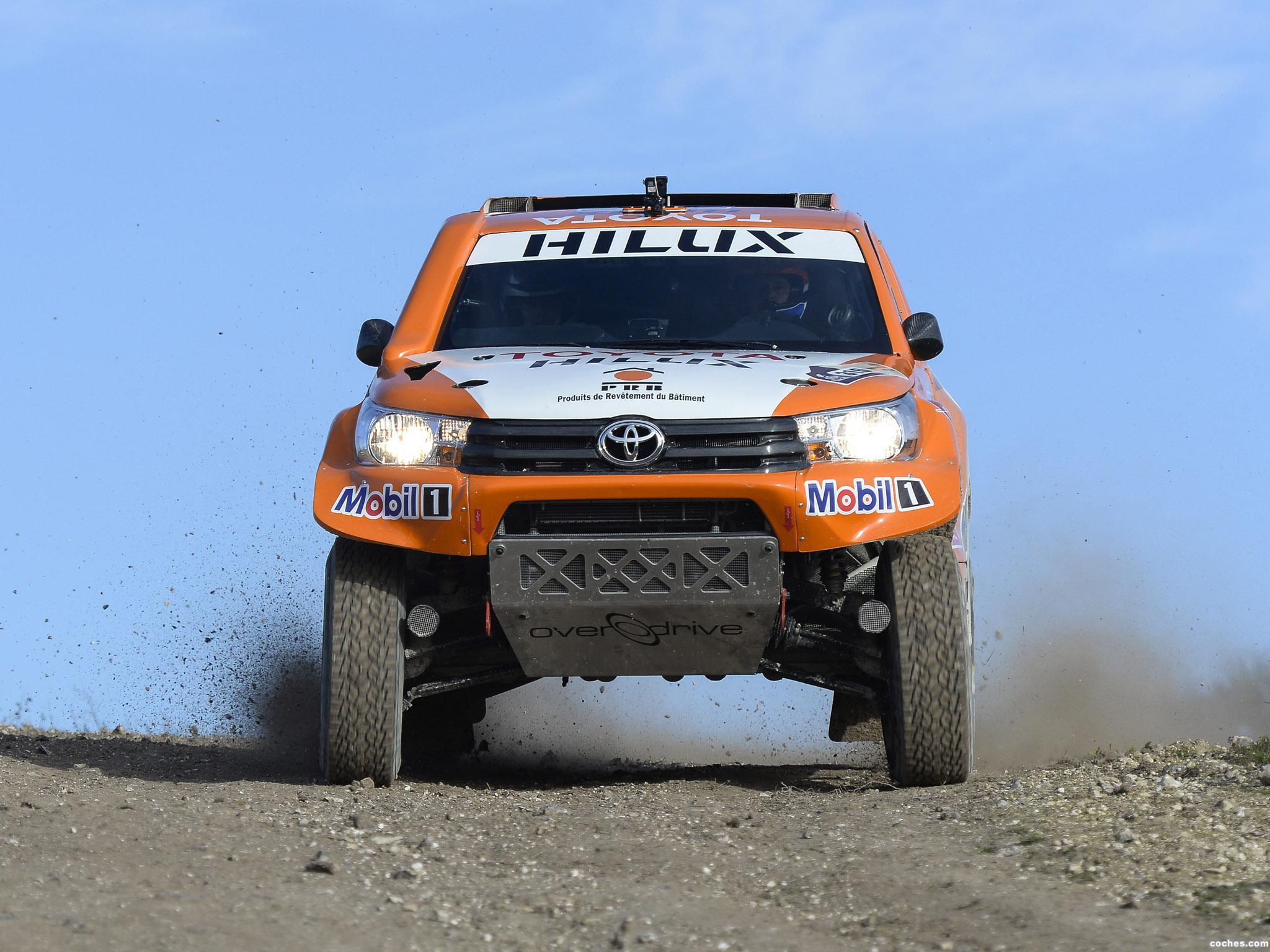 Foto 21 de Toyota Hilux Dakar Rally 2016