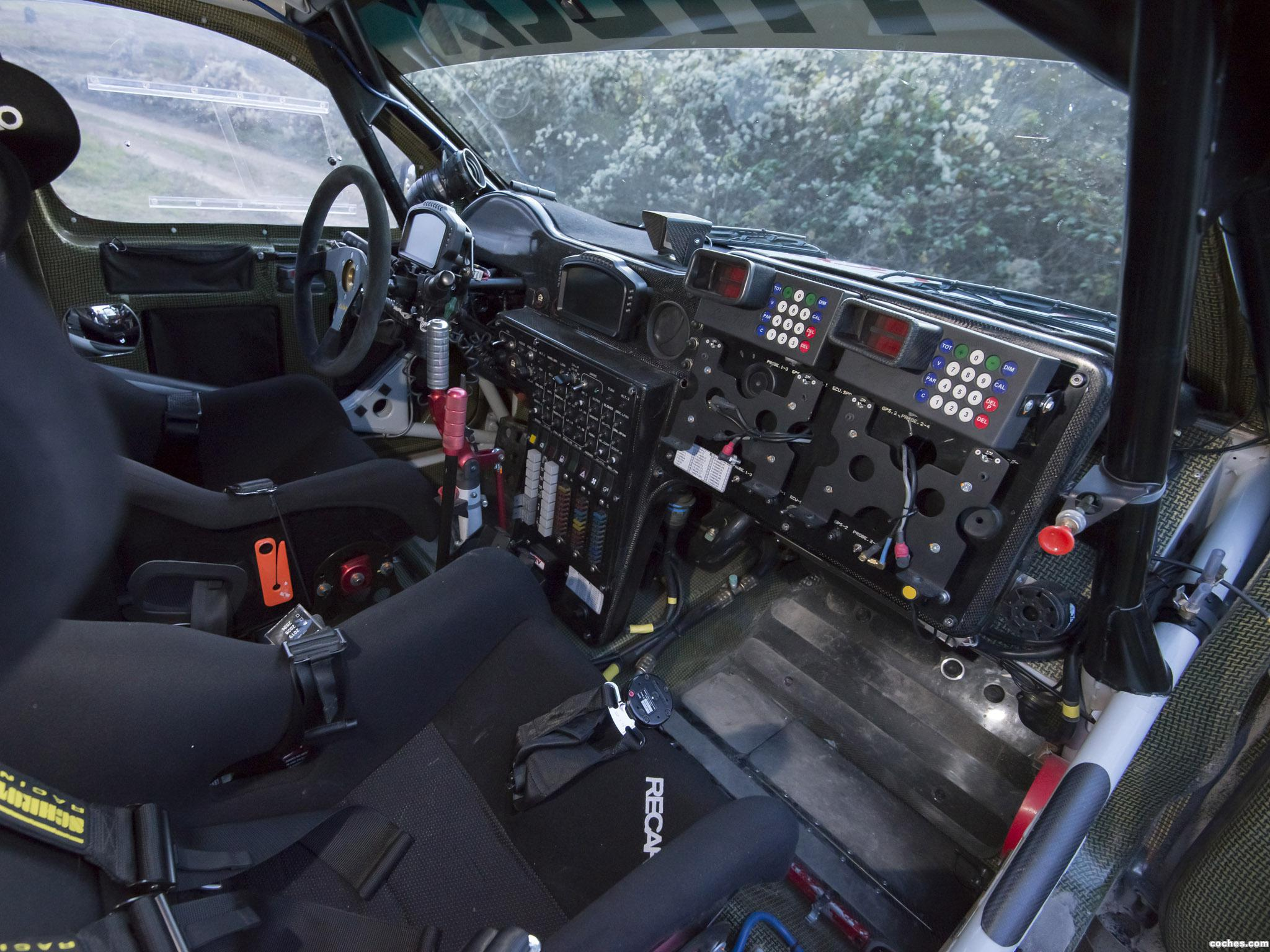 Foto 28 de Toyota Hilux Dakar Rally 2016