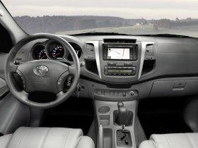 Ver foto 16 de Toyota Hilux Double Cab 2008