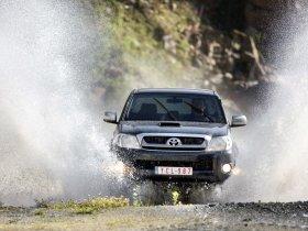 Ver foto 7 de Toyota Hilux Double Cab 2008