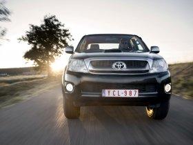 Ver foto 6 de Toyota Hilux Double Cab 2008