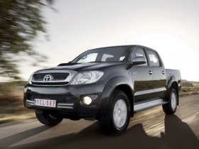 Ver foto 5 de Toyota Hilux Double Cab 2008
