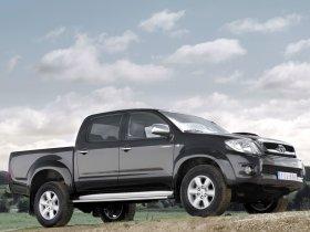 Ver foto 4 de Toyota Hilux Double Cab 2008