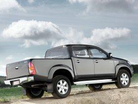 Ver foto 3 de Toyota Hilux Double Cab 2008