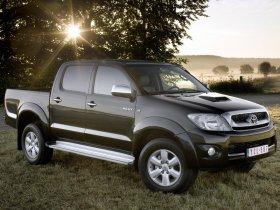 Ver foto 2 de Toyota Hilux Double Cab 2008