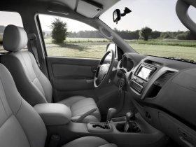 Ver foto 15 de Toyota Hilux Double Cab 2008