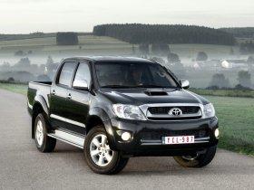 Ver foto 11 de Toyota Hilux Double Cab 2008