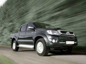 Ver foto 10 de Toyota Hilux Double Cab 2008