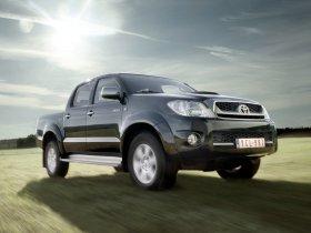 Ver foto 9 de Toyota Hilux Double Cab 2008