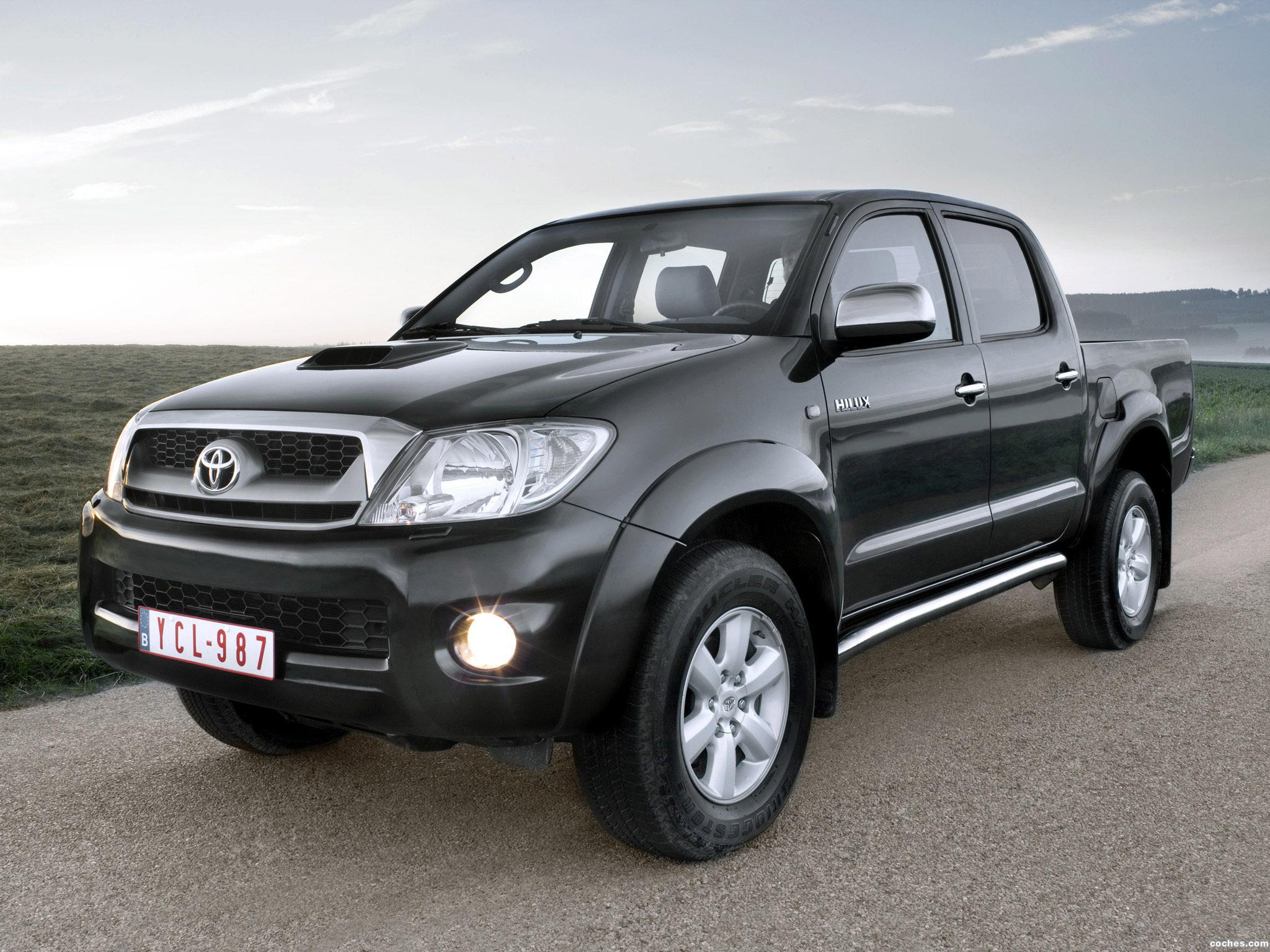 Foto 0 de Toyota Hilux Double Cab 2008