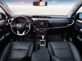 Ver foto 30 de Toyota Hilux Invincible Double Cab 2015