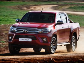 Ver foto 21 de Toyota Hilux Invincible Double Cab 2015