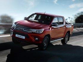 Ver foto 20 de Toyota Hilux Invincible Double Cab 2015