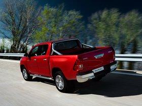 Ver foto 18 de Toyota Hilux Invincible Double Cab 2015