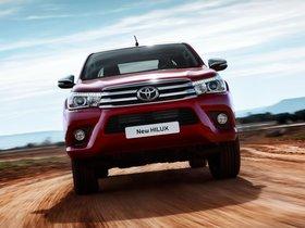 Ver foto 16 de Toyota Hilux Invincible Double Cab 2015