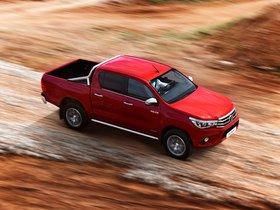 Ver foto 14 de Toyota Hilux Invincible Double Cab 2015
