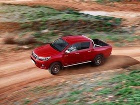 Ver foto 11 de Toyota Hilux Invincible Double Cab 2015