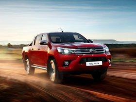 Ver foto 8 de Toyota Hilux Invincible Double Cab 2015