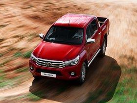 Ver foto 7 de Toyota Hilux Invincible Double Cab 2015