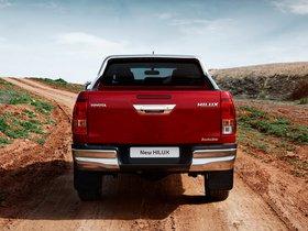 Ver foto 6 de Toyota Hilux Invincible Double Cab 2015