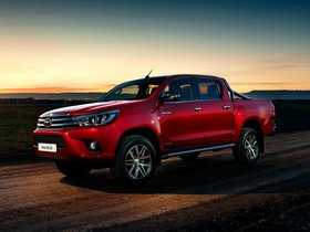 Ver foto 5 de Toyota Hilux Invincible Double Cab 2015