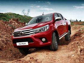 Fotos de Toyota Hilux Invincible Double Cab 2015