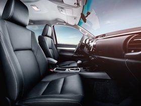 Ver foto 26 de Toyota Hilux Invincible Double Cab 2015