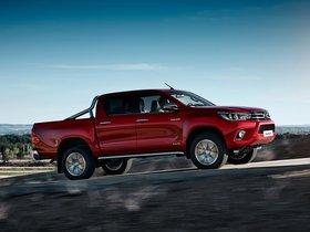 Ver foto 22 de Toyota Hilux Invincible Double Cab 2015