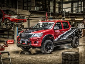 Ver foto 11 de Toyota Hilux Racing Experience 2015