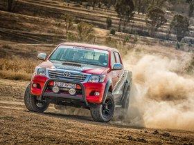 Ver foto 2 de Toyota Hilux Racing Experience 2015