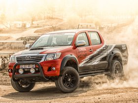 Fotos de Toyota Hilux Racing Experience 2015