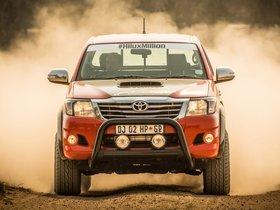 Ver foto 10 de Toyota Hilux Racing Experience 2015