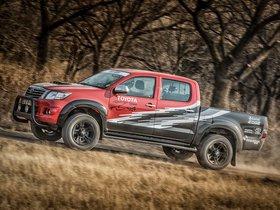 Ver foto 9 de Toyota Hilux Racing Experience 2015