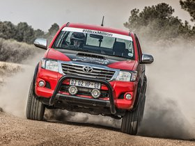 Ver foto 6 de Toyota Hilux Racing Experience 2015