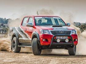 Ver foto 5 de Toyota Hilux Racing Experience 2015
