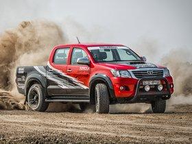 Ver foto 4 de Toyota Hilux Racing Experience 2015