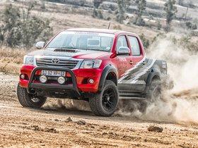 Ver foto 3 de Toyota Hilux Racing Experience 2015